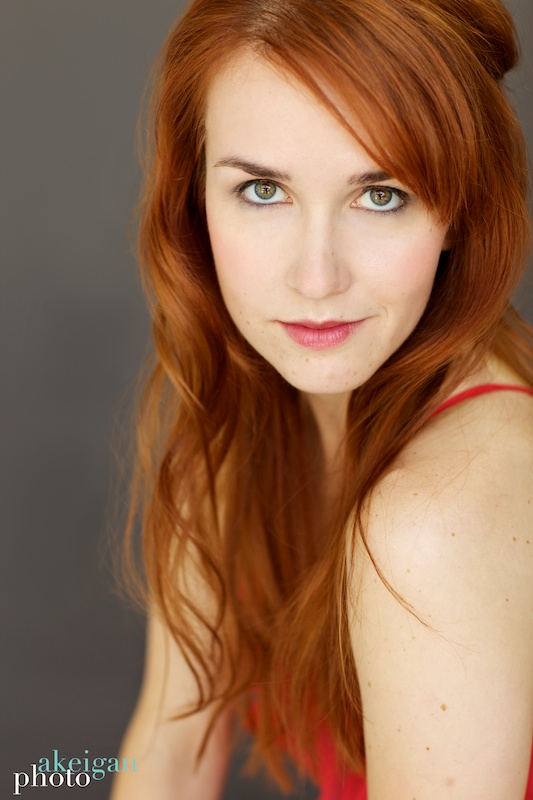 Redhead Actress New Cheerios Commercial